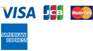visa,jcb,mastercard