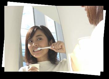 歯磨き(2回目)