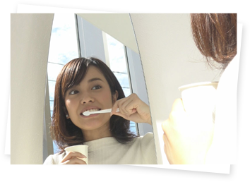 歯磨き(1回目)